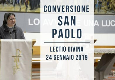 Lectio Divina – La conversione di San Paolo